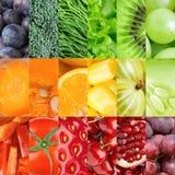 Υγιές φρέσκο υπόβαθρο τροφίμων στοκ φωτογραφία με δικαίωμα ελεύθερης χρήσης
