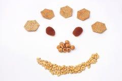 υγιές χαμόγελο Στοκ εικόνα με δικαίωμα ελεύθερης χρήσης