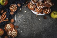 Υγιές ψήσιμο φθινοπώρου Στοκ εικόνα με δικαίωμα ελεύθερης χρήσης
