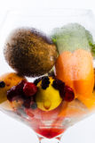 Υγιές aqarium τροφίμων Στοκ Φωτογραφίες