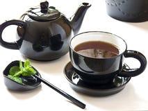 υγιές reasting τσάι Στοκ φωτογραφία με δικαίωμα ελεύθερης χρήσης