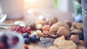 Υγιές Superfood φιλμ μικρού μήκους