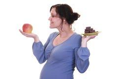 υγιής έγκυος Στοκ Φωτογραφίες