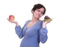 υγιής έγκυος Στοκ εικόνες με δικαίωμα ελεύθερης χρήσης