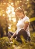 υγιής εγκυμοσύνη στοκ εικόνες