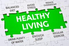 υγιής διαβίωση στοκ εικόνα