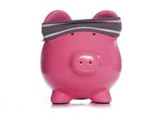Υγιής ισορροπία τραπεζών Στοκ Εικόνα