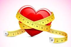 υγιής καρδιά ελεύθερη απεικόνιση δικαιώματος