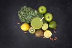 Υγιής πράσινος καταφερτζής διαβίωσης Στοκ Εικόνες