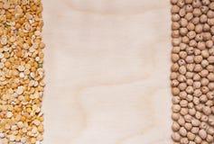 Υγιής πρωτεϊνική πηγή για τους χορτοφάγους και vegans στοκ εικόνα με δικαίωμα ελεύθερης χρήσης
