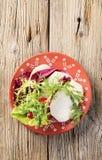 υγιής σαλάτα στοκ φωτογραφίες