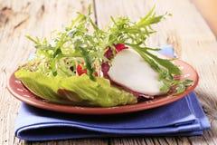 υγιής σαλάτα στοκ εικόνες με δικαίωμα ελεύθερης χρήσης