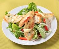 Υγιής σαλάτα στοκ φωτογραφίες με δικαίωμα ελεύθερης χρήσης