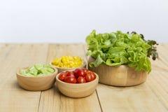 Υγιής σαλάτα, στοκ φωτογραφία με δικαίωμα ελεύθερης χρήσης