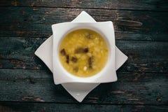 Υγιής σούπα Στοκ φωτογραφίες με δικαίωμα ελεύθερης χρήσης