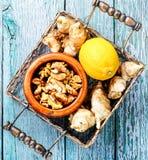 Υγιής σύνθεση τροφίμων Στοκ εικόνες με δικαίωμα ελεύθερης χρήσης