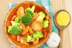 υγιή λαχανικά Στοκ Εικόνες