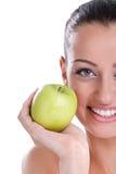 Υγιή δόντια στοκ εικόνα με δικαίωμα ελεύθερης χρήσης