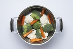 Υγιή λαχανικά Στοκ Εικόνα