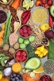 Υγιή τρόφιμα για καλά - όντας Στοκ φωτογραφίες με δικαίωμα ελεύθερης χρήσης