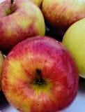 Υγιή τρόφιμα μήλων Στοκ Εικόνες