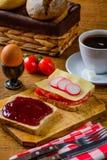 Υγιή τρόφιμα προγευμάτων στοκ φωτογραφία