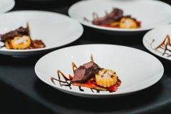Υγιή φρέσκα fajitas ή fajitos με το βόειο κρέας Εύκολος, αλλά νόστιμος, υγιής Εθνικά μεξικάνικα τρόφιμα, φρέσκα oganic τρόφιμα στοκ φωτογραφίες