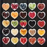 Υγιή φρούτα Superfood Στοκ φωτογραφίες με δικαίωμα ελεύθερης χρήσης