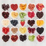 Υγιή φρούτα Superfood στοκ εικόνα με δικαίωμα ελεύθερης χρήσης