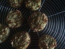 υγιή muffins Στοκ Εικόνα