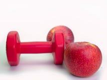 Υγιεινές διατροφές της Apple, υγιεινά τρόφιμα στην καρδιά και διατροφή χοληστερόλης, Στοκ φωτογραφίες με δικαίωμα ελεύθερης χρήσης