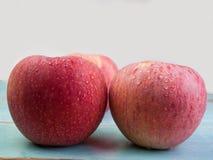 Υγιεινές διατροφές της Apple Στοκ Φωτογραφίες