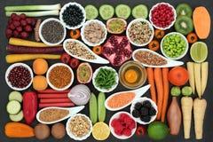Υγιεινή διατροφή για την ικανότητα στοκ εικόνα με δικαίωμα ελεύθερης χρήσης