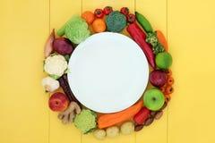 Υγιεινή διατροφή για Vegans στοκ φωτογραφίες με δικαίωμα ελεύθερης χρήσης