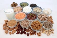 Υγιεινή διατροφή για Vegans στοκ φωτογραφία με δικαίωμα ελεύθερης χρήσης