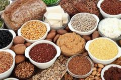 Υγιεινή διατροφή Vegan για μια υγιή ζωή στοκ φωτογραφίες