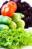 Υγρά λαχανικά Στοκ φωτογραφίες με δικαίωμα ελεύθερης χρήσης