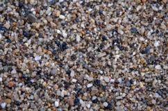 Υγρά χαλίκια θάλασσας στοκ φωτογραφία με δικαίωμα ελεύθερης χρήσης
