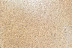 Υγρή σύσταση άμμου στοκ φωτογραφίες