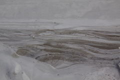 υγρή σύσταση λάσπης 02 Στοκ Φωτογραφία