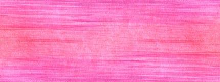 Υγρή χρωματισμένη κλίση watercolor με τα λωρίδες στοκ εικόνα