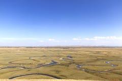 Υγρό έδαφος Στοκ Φωτογραφία