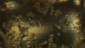 Υγρό αφηρημένο υπόβαθρο χρώματος απόθεμα βίντεο