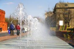 υδάτινα έργα σειρών Στοκ Φωτογραφία