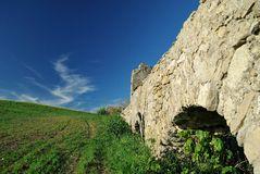υδραγωγείο Ρωμαίος Στοκ Φωτογραφίες