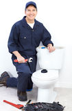 υδραυλικός στοκ εικόνες με δικαίωμα ελεύθερης χρήσης