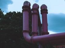 Υδροσωλήνες του Βερολίνου Στοκ φωτογραφίες με δικαίωμα ελεύθερης χρήσης