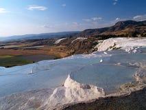 υδροχλωρικό βουνό δύο στοκ εικόνες με δικαίωμα ελεύθερης χρήσης