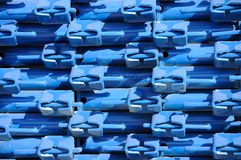 υλικά σκαλωσιάς ραφιών Στοκ εικόνα με δικαίωμα ελεύθερης χρήσης