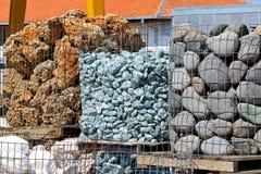 υλική πέτρα Στοκ Φωτογραφία